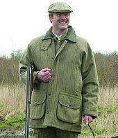 shooting jacket