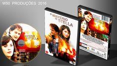 O Mistèrio De Stella - DVD 1 - ➨ Vitrine - Galeria De Capas - MundoNet | Capas & Labels Customizados