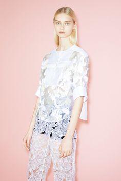 nastya kusakina for peter pilotto resort 2014   visual optimism; fashion editorials, shows, campaigns & more!