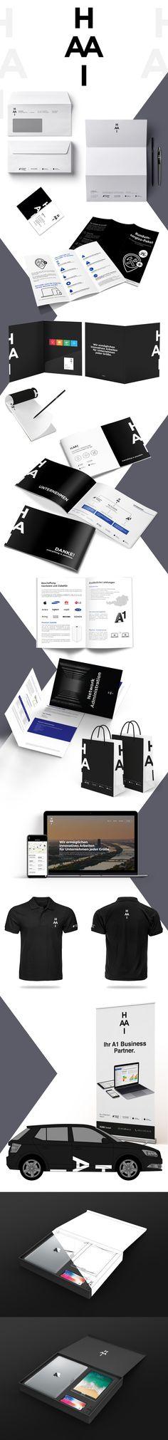 HAAI - Corporate Design - designed by Designerpart - www.designerpart.com