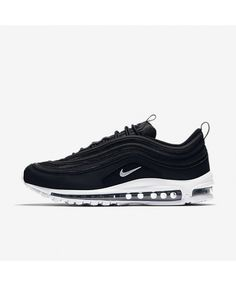 best service 1218b e1337 Nike Air Max 97 Noir Black Nike Shoes, Air Max Nike Shoes, Girls Nike