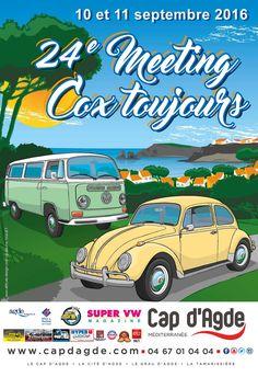 24e Meeting Cox Toujours 10 – 11 septembre 2016 Cap d'Adge, France. …