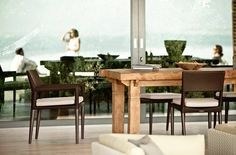 Tribeca Table de salon 64x120cm tamari