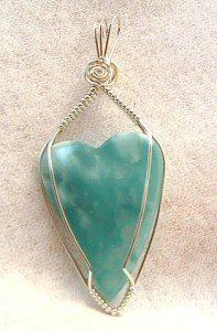 Victoria stone/Imori stone heart