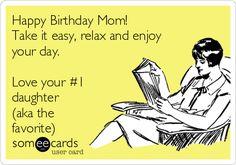 35 Happy Birthday Mom Quotes Funny Happy Birthday Mom Happy
