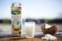 Our coconut drink, discover it on http://www.alpro.com/uk/drinks/coconut