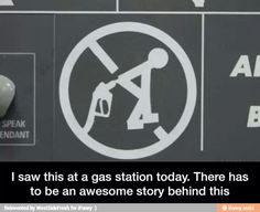 There is a story behind this / iFunny :)