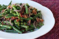 Carmelized Green Beans