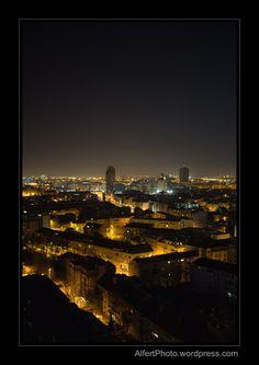 Night over Zagreb by Burkhard Alfert on 500px