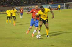 Jamaica 1 - 1 Costa Rica - Fresh Highlights Jamaica, Costa Rica, Highlights, Fresh, Running, Sports, Racing, Hs Sports, Keep Running