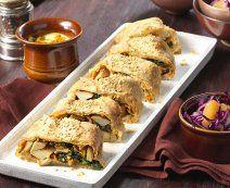 De lekkerste recepten met vers deeg - Tante Fanny Baking Soda, Tacos, Meat, Chicken, Ethnic Recipes, Food, Brie, Pizza, Mascarpone