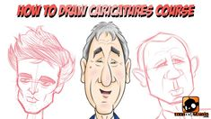 How to Draw Caricatures Course by ToonBoxStudio on DeviantArt