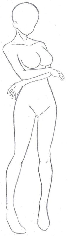 Body Frame 6 by Beta-Type-Jakuri.deviantart.com on @deviantART