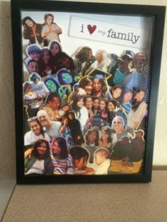 shadow box: family