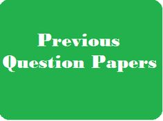 Delhi Postal Circle Exam Question Papers in Hindi download