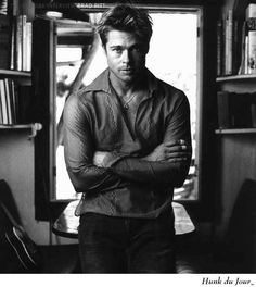 He will always be one of the most sexy men in my opinion.