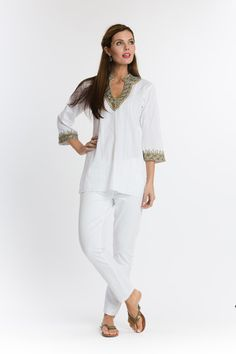Suri Tunic Sulu Collection $393