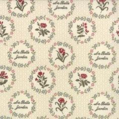 Fabric Manufacturers > MODA > La Belle Fleur - Old Country Store Fabrics