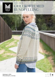 Søkeresultater for « Fair Isle Knitting, Knitting Socks, Knit Jacket, Knit Cardigan, Etnic Pattern, Icelandic Sweaters, Clothing Patterns, Knitwear, Knitting Patterns