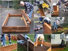 119 Best Raised Flower Beds Images In 2018 Gardening Plants Elevated Garden Beds