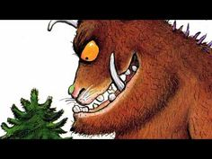 'The Gruffalo' by Julia Donaldson Axel Scheffler, Narrated by DonShazzie Kids Stories Online, Online Books For Kids, Stories For Kids, Books Online, Gruffalo Activities, Book Activities, Julia Donaldson Books, Fairy Tale Crafts, Digital Story