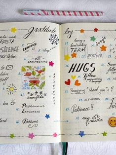 Bullet journals are the trendy new way to stay organized in a creative way. Use these bullet journal page ideas and examples to get started.