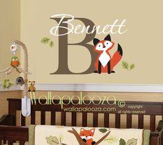 Hey, I found this really awesome Etsy listing at https://www.etsy.com/listing/241412797/fox-wall-decal-fox-wall-art-fox-nursery