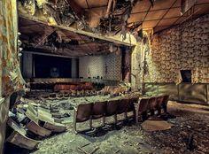 Urbex – Des lieux abandonnés fascinants photographiés par Christian Richter (image)