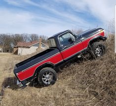 Ford 4x4, Ford Bronco, Old Pickup Trucks, Lifted Trucks, Obs Truck, Classic Ford Trucks, 4x4 Off Road, Lincoln Mercury, Old Fords