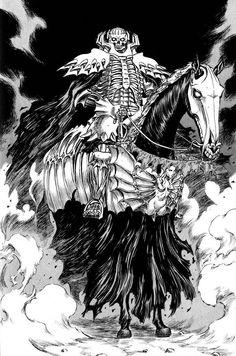 Skull Knight by Kentarō Miura