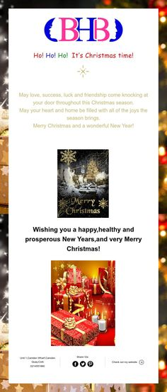 May love, success, luck and friendship come knocking at your door throughout this Christmas season. Merry Christmas and a wonderful New Year! Christmas Wishes, Christmas Time, Merry Christmas, Knock Knock, Create Your Own, Happy, Blog, Merry Little Christmas, Wish You Merry Christmas
