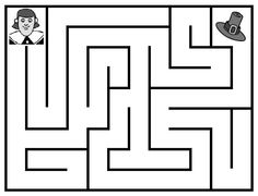 Free Kids Printable Activities: Horse and Foal Maze ...