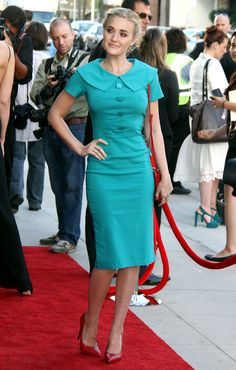 """3. Amanda Michalka At The LA Premiere Of """"Blue Jasmine"""" 