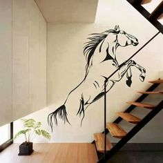 Possible horse tattoo?
