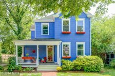 This stunning, one of a kind house in the heart of Del Ray features all the conveniences of modern living while retaining historic charm. Grammy award winner, Mary Chapin Carpenter's former light-filled home boasts gorgeous HW floors, 3 Fireplaces, high ceilings, crown molding, etc. Set back off the street enjoy a large front porch & spacious fenced-in backyard w/ shed & new patio 1 mile to metro Contact: Kate Christofides 202-415-9475 Directions:  From Braddock Metro, right on Mount…