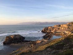 """""""Sutro Baths, San Francisco"""" Nature, Landmarks and the Environment by Bettina Oswald, Germany"""