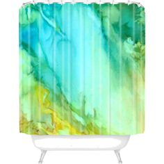 """Ti dye shower curtain"" by kittypower587 on Polyvore"