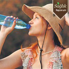 Ayakta su içmek zararlıdır, çünkü... | Genel Sağlık