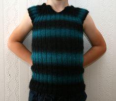 Nonstoptrøya er et egenprodusert strikkedesign, som har levd sitt liv på ravelry i et knapt år. Nå er det på tide med en liten revisjon av o...