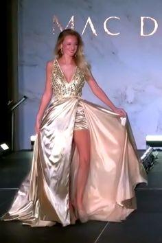 Fashion Ideas, Women's Fashion, Vintage Prom, Mac Duggal, Pageants, Prom Dresses, Formal Dresses, Dream Dress, Evening Gowns