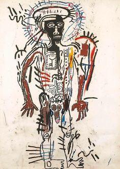 """Jean Michel Basquiat  """