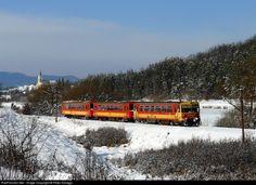 Net Photo: Bzmot 333 Hungarian State Railways (MÁV) Bzmot at Berkenye, Hungary by Peter Szilagyi Hungary, Cabin, House Styles, Outdoor, Home Decor, Outdoors, Decoration Home, Room Decor, Cabins