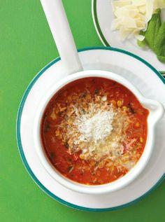 Čočková polévka Ethnic Recipes, Food, Soups, Essen, Meals, Yemek, Eten