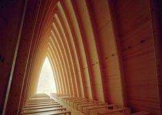 St Henry's Ecumenical Art Chapel   Designs By Katy