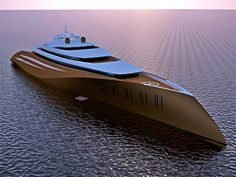 200m Superyacht Makes All Existing Yachts Look Merely Clitoral
