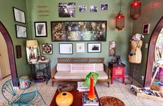 I CAN'T WAIT! Brian and I just booked our 2014 summer vacation here!  It looks like a gem! -  Dreamcatcher Guest House in San Juan, Puerto Rico | B&B Rental