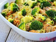 zapiekanka z kurczakiem i warzywami przepis, przepis na zapiekankę z kurczakiem…