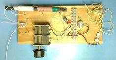 A Good Crystal Radio Design With Some Justification Radio Kit, Radio Design, Old Stove, Ham Radio Antenna, Slide Rule, Amazing Life Hacks, Transistor Radio, Diy Electronics, Electronic Art