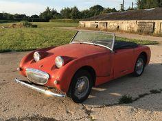 1959 Austin Healey Frogeye Sprite, Austin Healey Sprite, barn find bug eye | eBay
