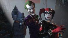 Joker and Harley Quinn :3